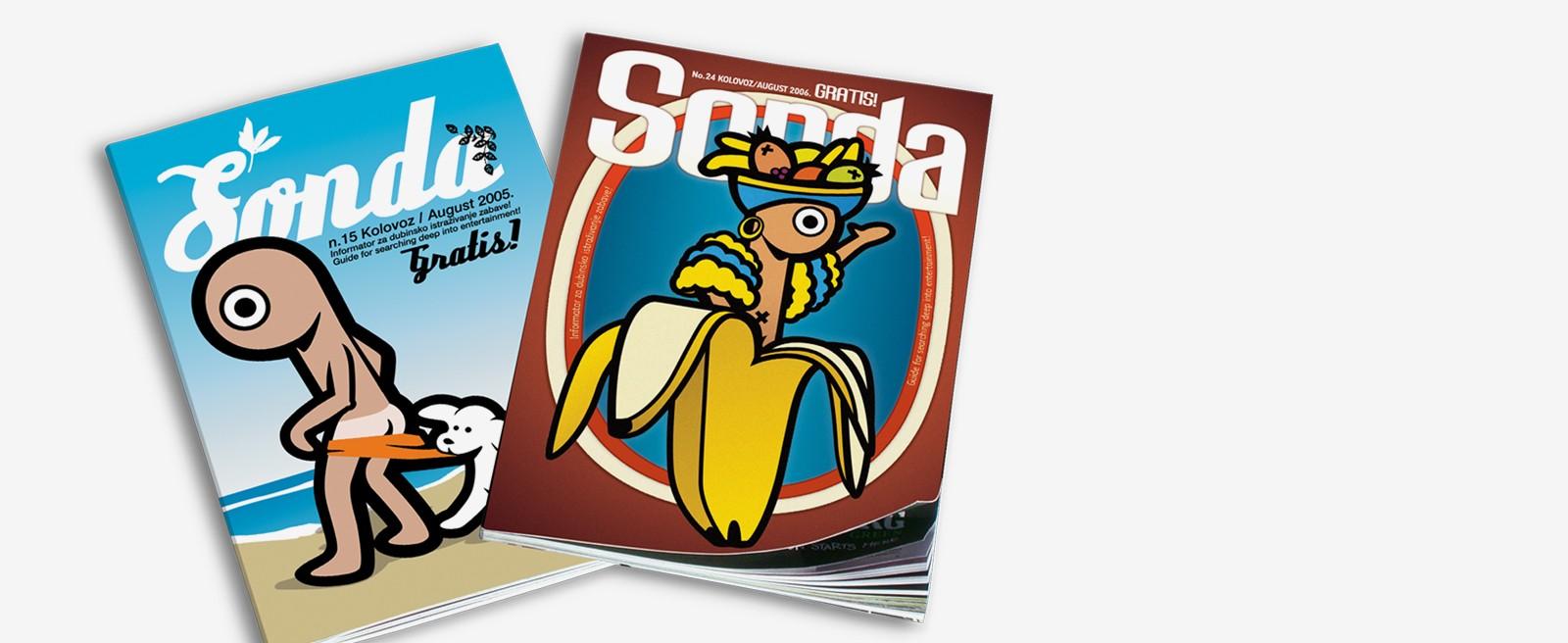 Sonda magazin