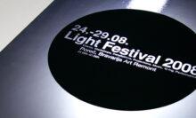 American festival Creativity Annual Awards, Croatia, Croatian Design, design, GoldX, Light Festival, Poreč, poster, Silver, Sonda, Studio Sonda, Vižinada