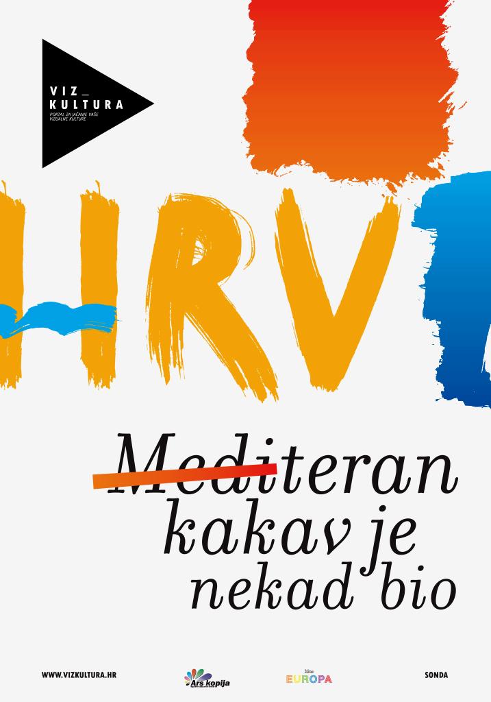 Dizajn, Hrvatski dizajn, Istra, Izložba, Mediteran, plakatiranje, Sonda, Studio Sonda, teran, VIZKULTURA, vizkultura.hr