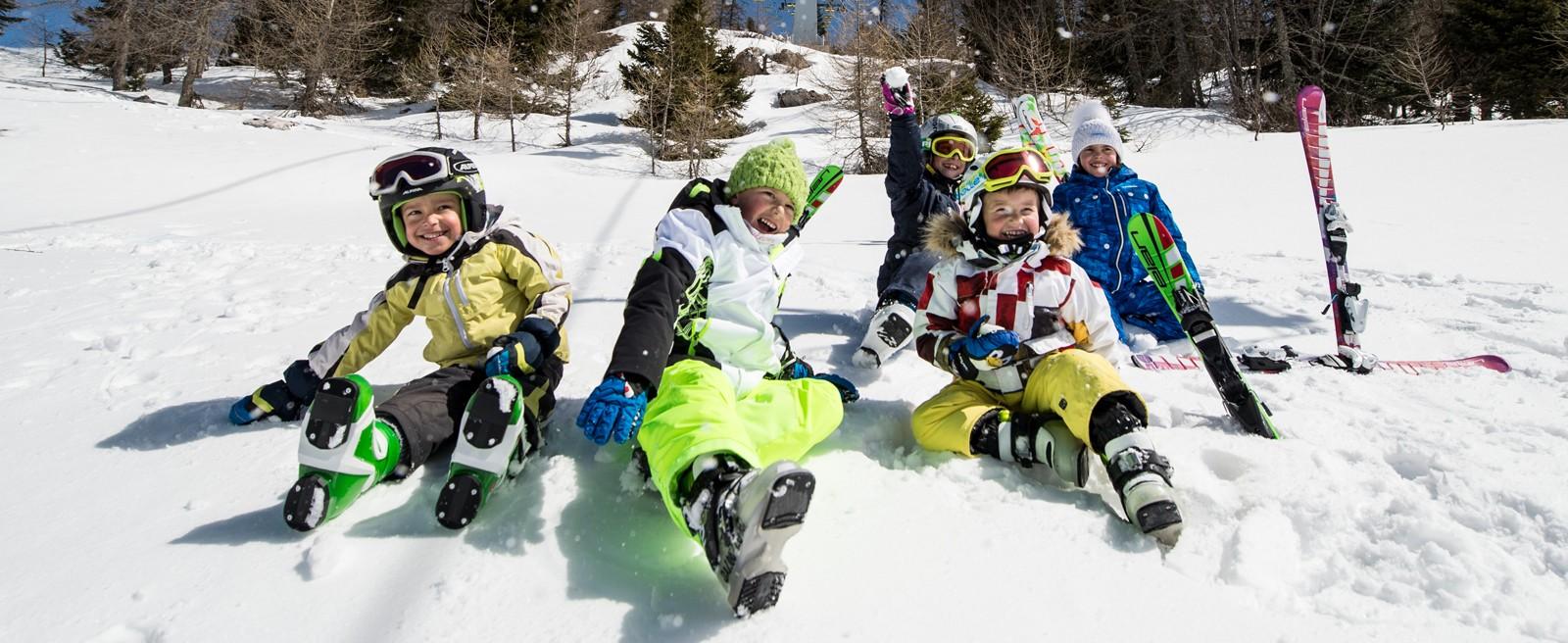 Gold for Elan's set junior skis