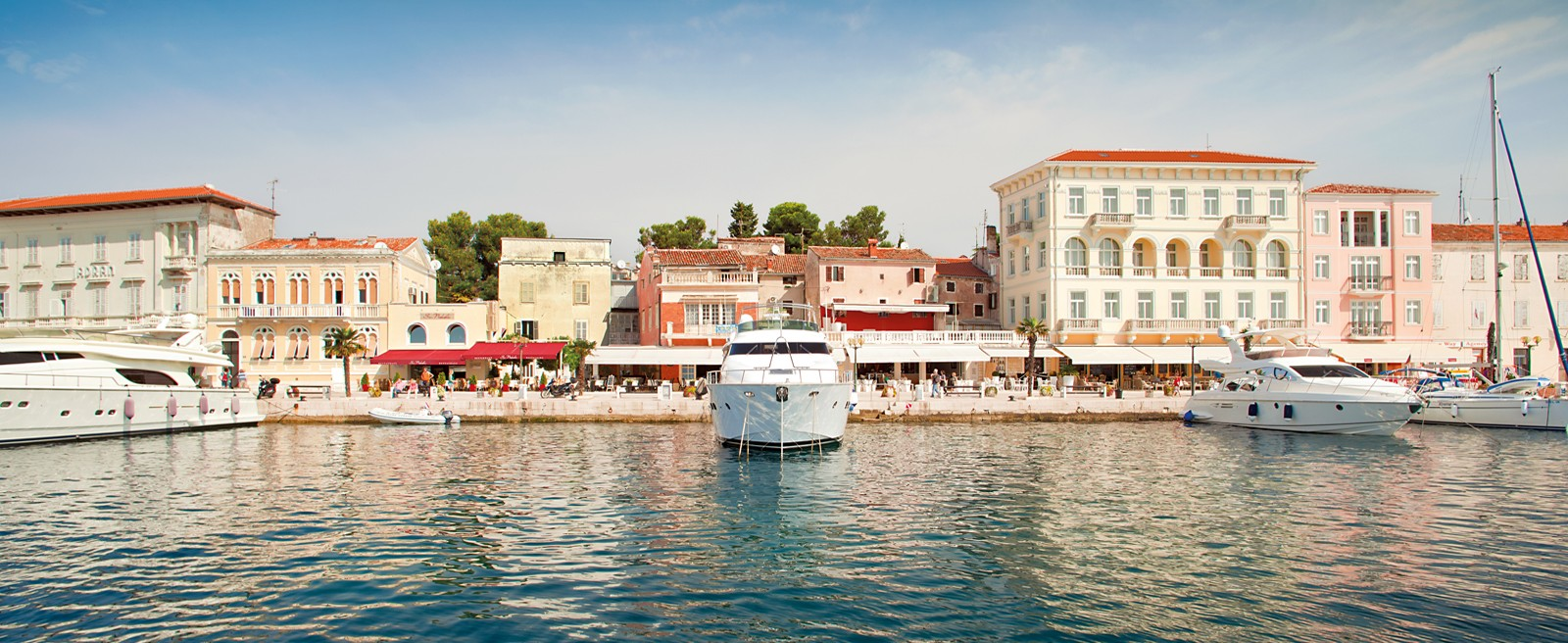 International reward for rebranding Poreč
