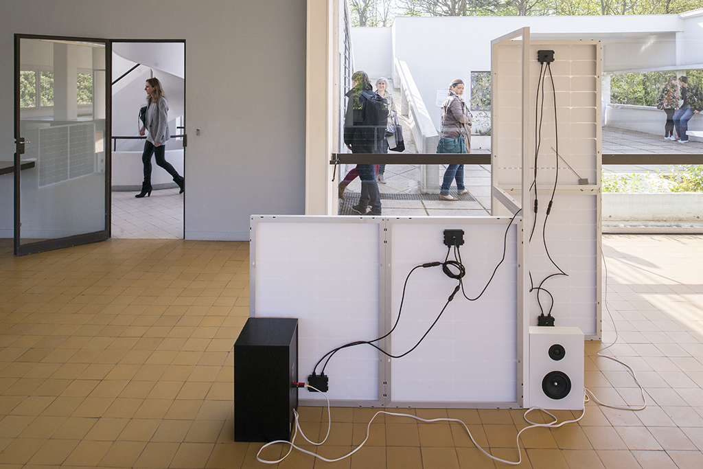 Corbusier, dizajn, Haroon Mirza, Hrvatski dizajn, izložba, Lab Bel, Le Corbusier, Light Hours, Savoye, Silvia Guerra, Sonda, Studio Sonda, The light hours, Villa Savoye, Vižinada