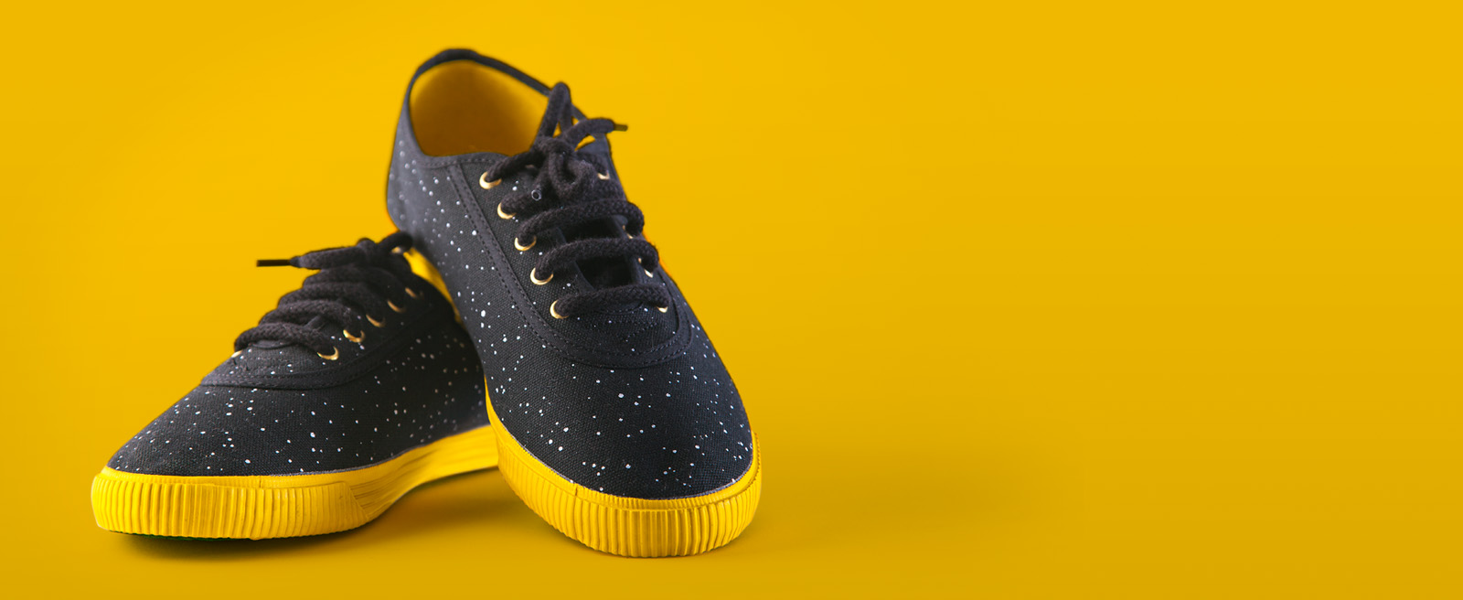 Startas sneakers with the Identity of PFF