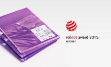 Red Dot, Red Dot 2015, Drago Orlić, Nagrada, Poezija, zbirka poezije, Studio Sonda, Sonda, Hrvatski dizajn, Dizajn