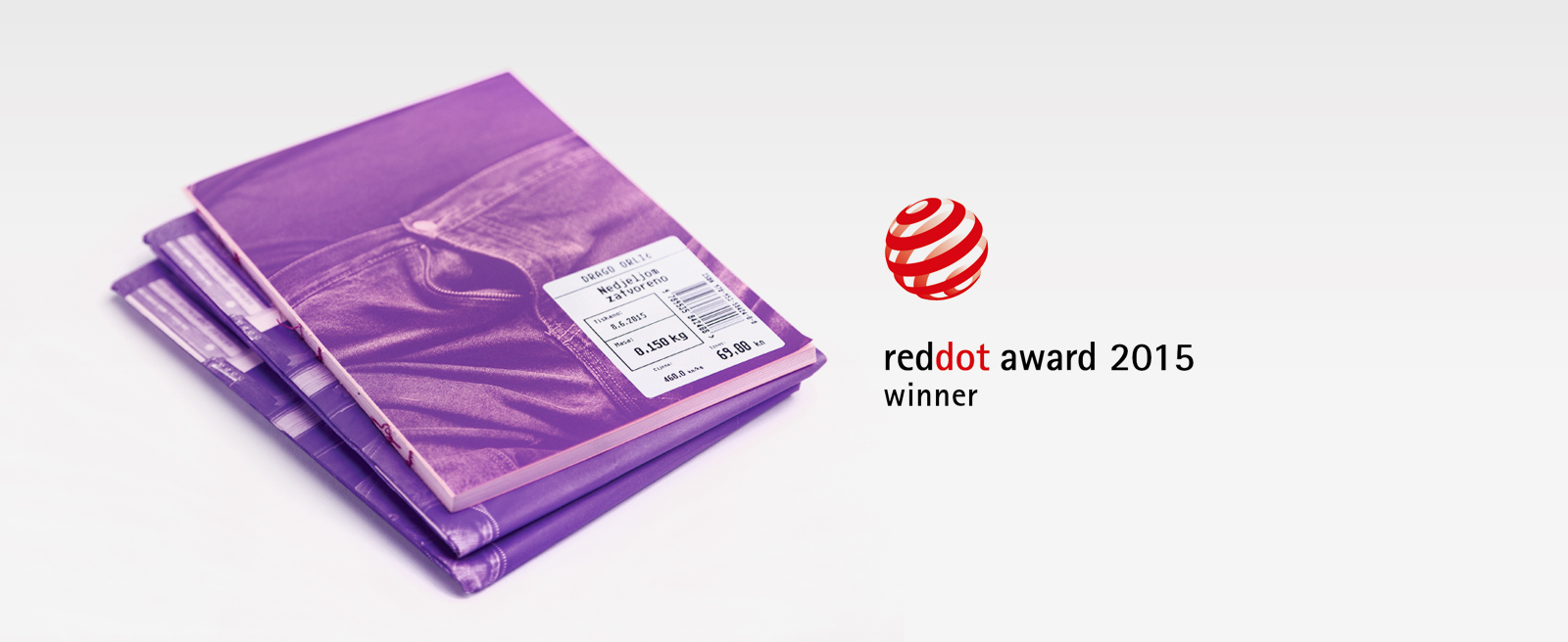 Two Red Dot awards for the local culture