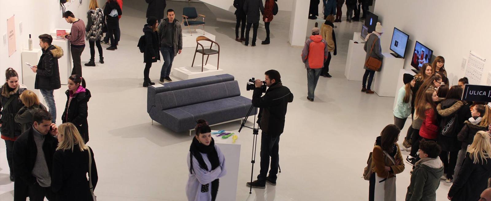 Piquentum Brazda u Galeriji MKC u Splitu