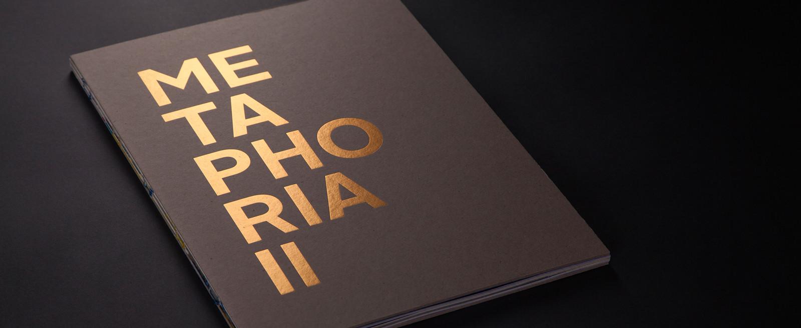 Metaphoria II, obilazak izložbe katalogom