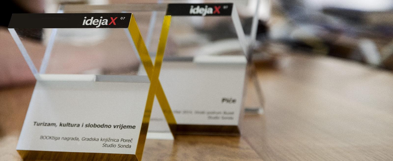 Na nacionalnom festivalu komuniciranja 2 nagrade Ideja x