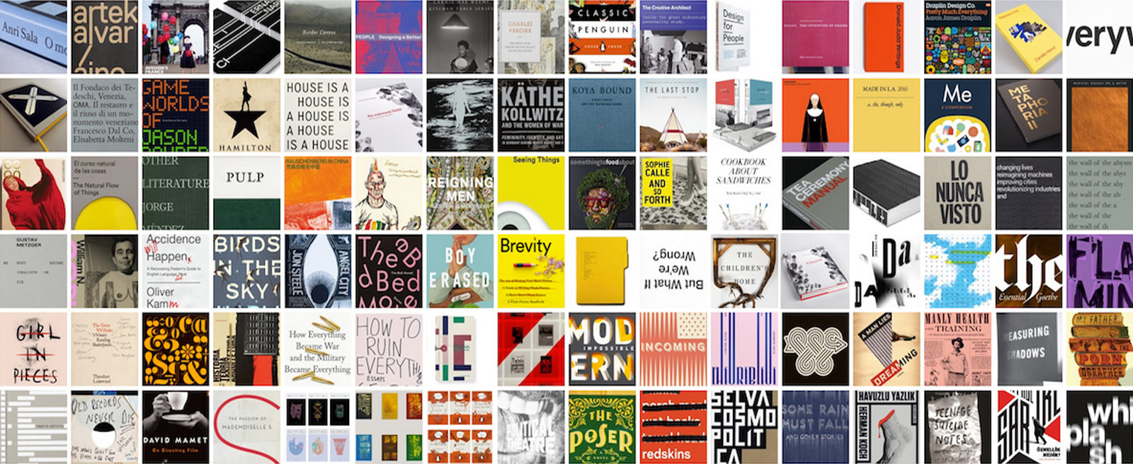 50 Books | 50 Covers