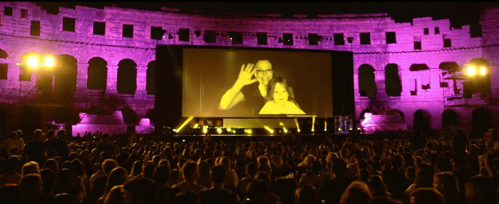 Pula Film Festival campaign '17