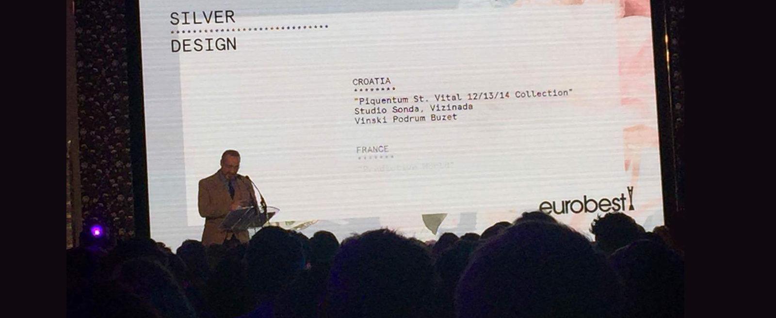 Eurobest 2017 nagrada