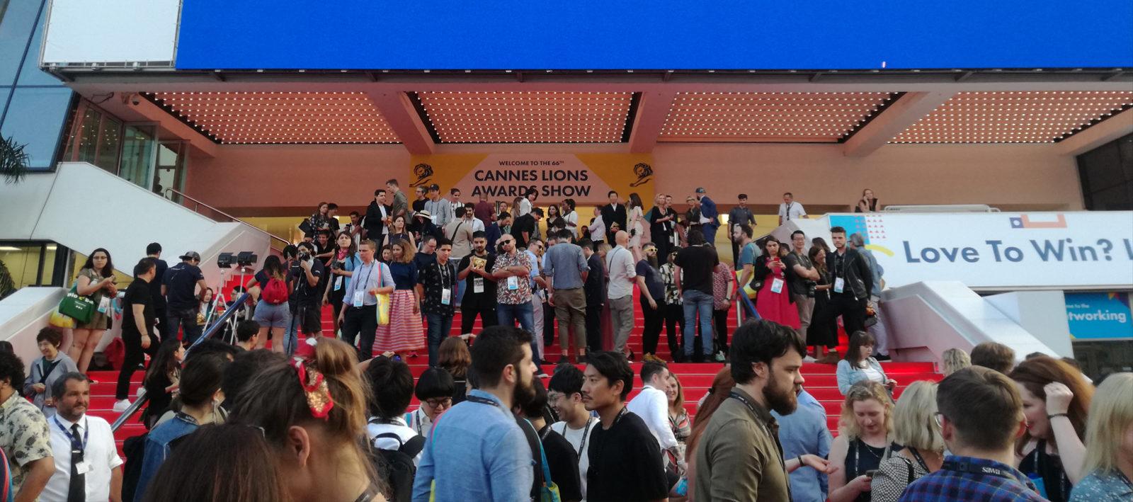 Young Lions Cannes avantura