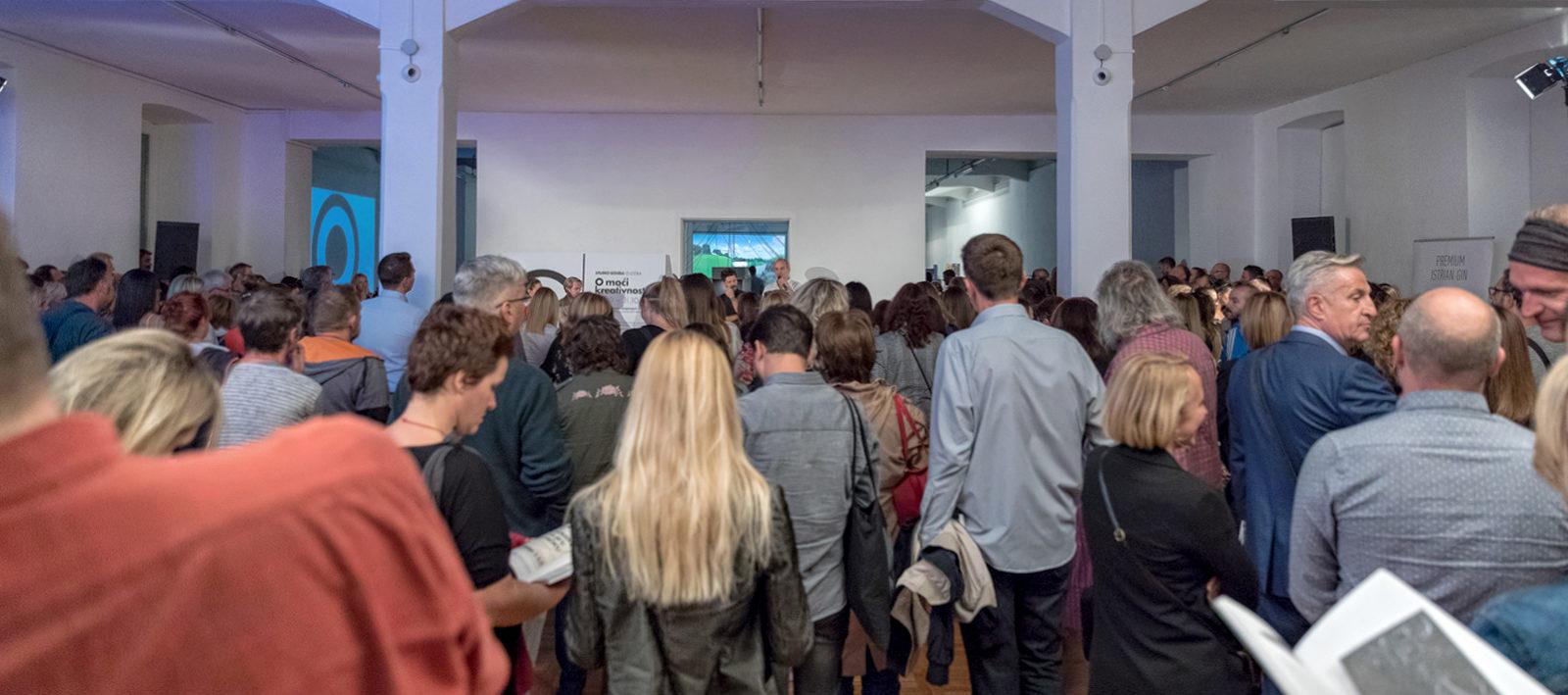 Opening of the Sonda exhibition @MCAI