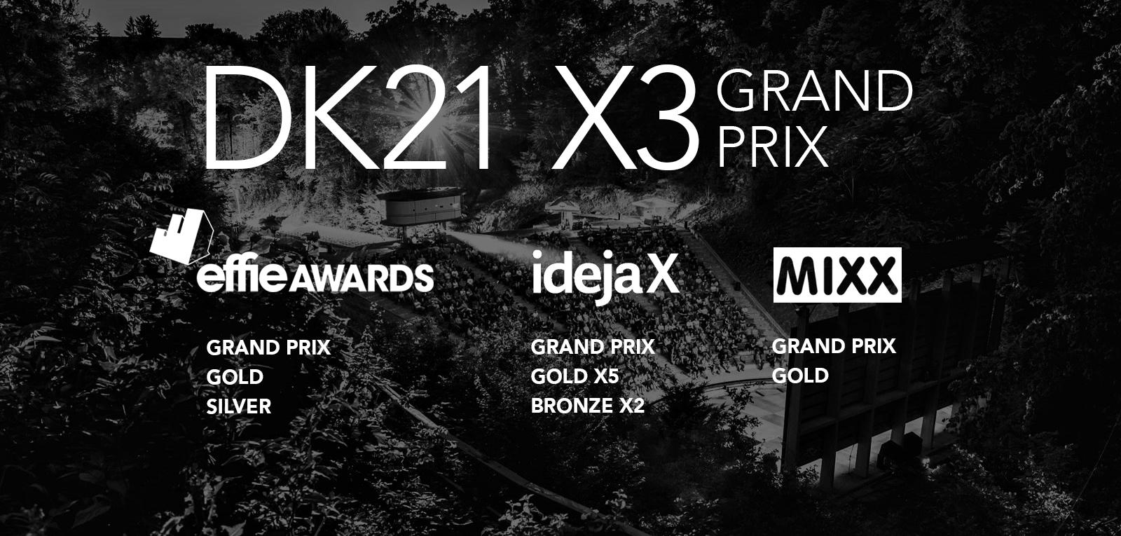 Trijumf na Danima komunikacija s 3 Grand Prixa, 7 zlata, srebrom i 2 bronce